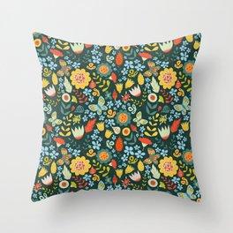 pattern 8009 Throw Pillow