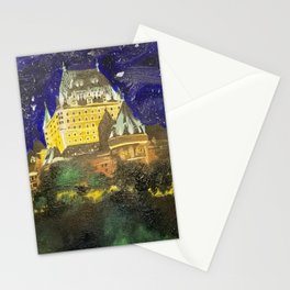 Chateau Frontenac Stationery Cards