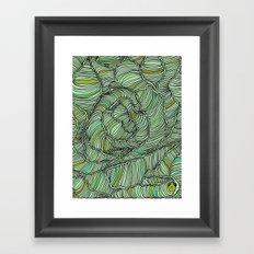 cocoons Framed Art Print