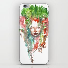 Mother Earth iPhone Skin