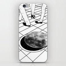 Moonhole iPhone Skin