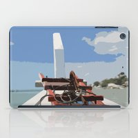 bow iPad Cases featuring Bow by Sony Purba