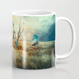 The Gathering of Bettas Coffee Mug