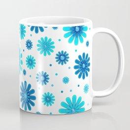 Flowers pattern 215 Coffee Mug