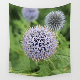 Spiky Ball of Lavender Wall Tapestry
