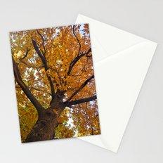 Autumn dreams. Tree Stationery Cards