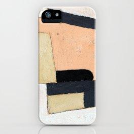 Marsden Hartley Movement, Bermuda iPhone Case