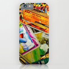 Card Collection Slim Case iPhone 6s