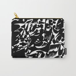 Pattern01 Carry-All Pouch