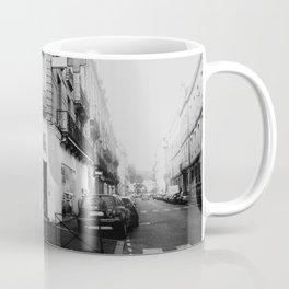 Monochrome France Coffee Mug