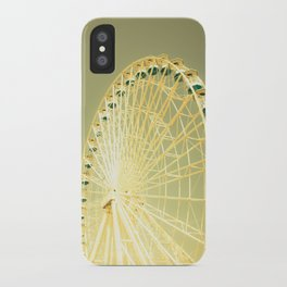 On the Boardwalk iPhone Case