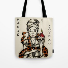 Marie Laveau - Voodoo Queen Tote Bag