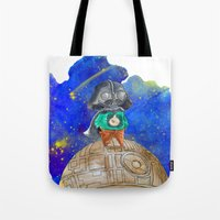 the little prince Tote Bags featuring Little Prince by gunberk