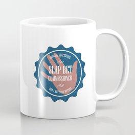 Slapbet Commissioner (How I Met Your Mother) Coffee Mug