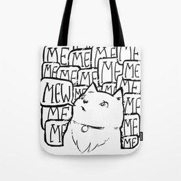 It's not Me, it's Mew. Tote Bag