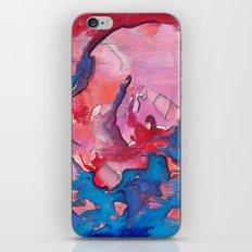 Spreading Joy iPhone & iPod Skin