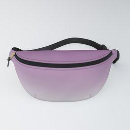 Lavender Mist Ombre Design Fanny Pack