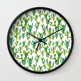 """""""Somewhere in the mexican desert"""" Wall Clock"""