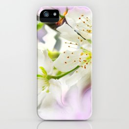 spring flower iPhone Case