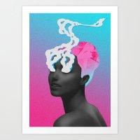 Lust for Light Art Print