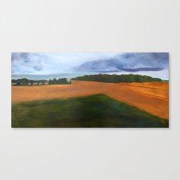 Landscape Series - Storm Canvas Print