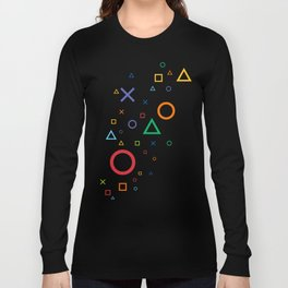 Colofrul Gamer Long Sleeve T-shirt