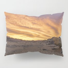 Desert Dawn Pillow Sham