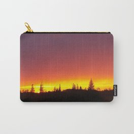 Striking Sunset Carry-All Pouch