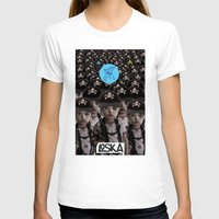 mass effect T-shirts featuring Mass Effect by LOSKA