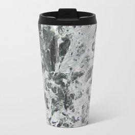 Marble waves Travel Mug
