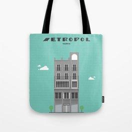 CINE METROPOL Tote Bag