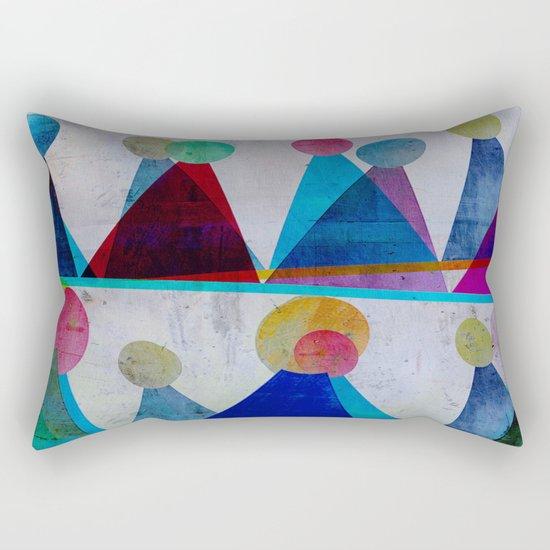 Volkslauf Rectangular Pillow