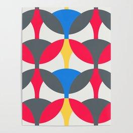 Retro Pattern Poster