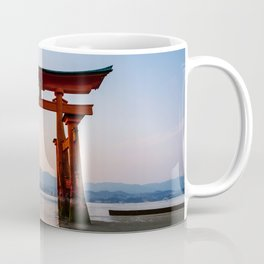 Itsukushima Shrine Coffee Mug