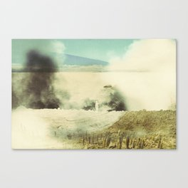 Bolivia/Peru Collaboration with Matt Shelley (Part one)  Canvas Print