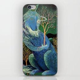 Trees Have Feelings Too iPhone Skin
