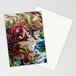 What a Night Stationery Cards