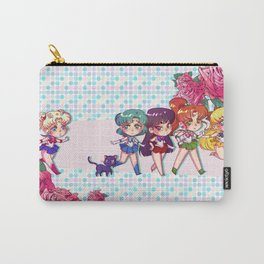 Inner Senshi Chibis Carry-All Pouch
