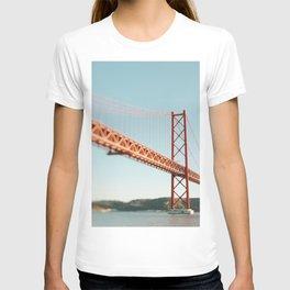 Red Bridge T-shirt