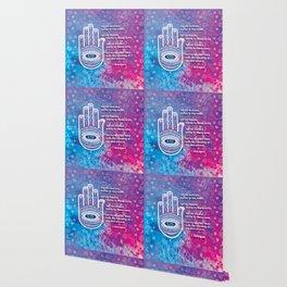 Hamsa Prayer Wallpaper