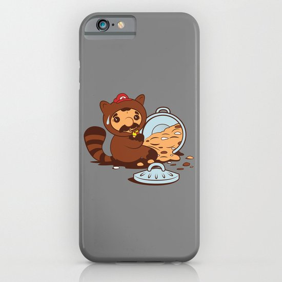 The Tanooki truth iPhone & iPod Case