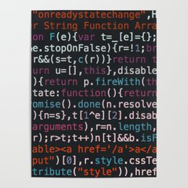 Code IT Poster