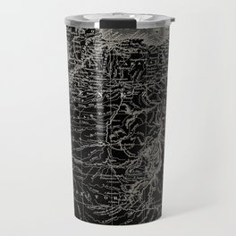 Venezuela Antique Map Travel Mug