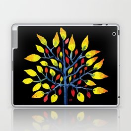 Yellow Tree Laptop & iPad Skin