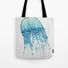 Man o war Tote Bag