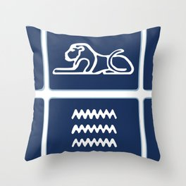 Only Connect Throw Pillow