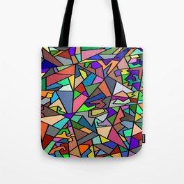 colorful delight 2 Tote Bag