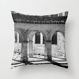 Colegiata Throw Pillow