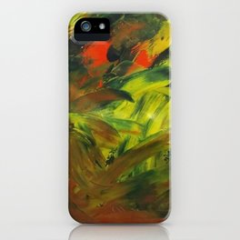 The keepers of the forest iPhone Case