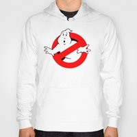 ghostbusters Hoodies featuring Ghostbusters by IIIIHiveIIII